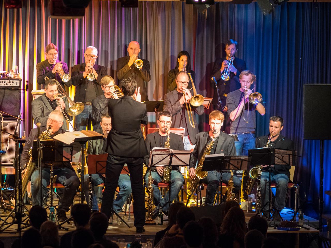 Vibravenös Jazz Orchestra
